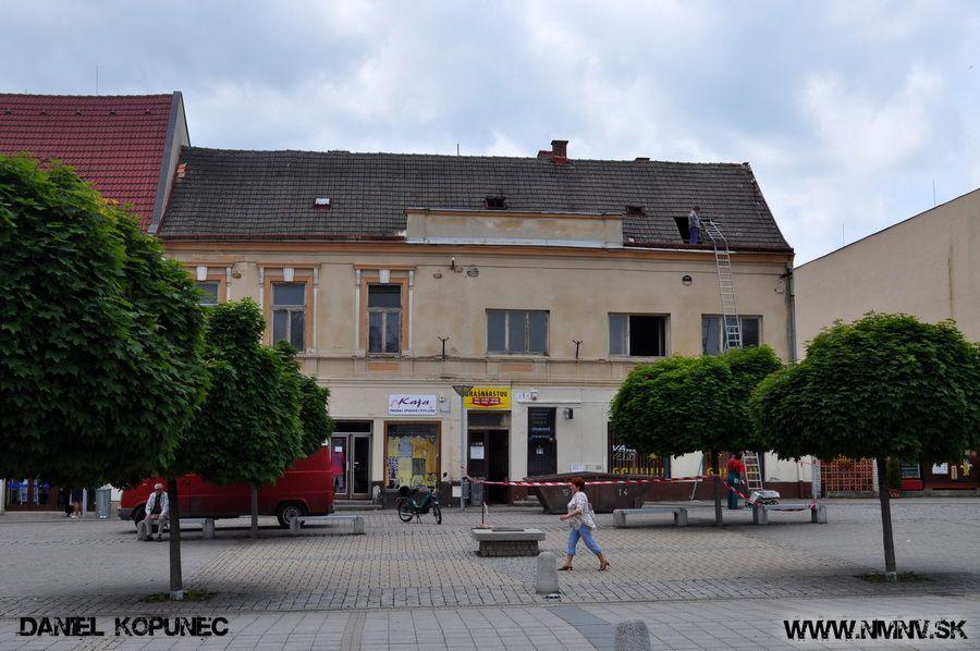 budovy vo vlastnictve mesta
