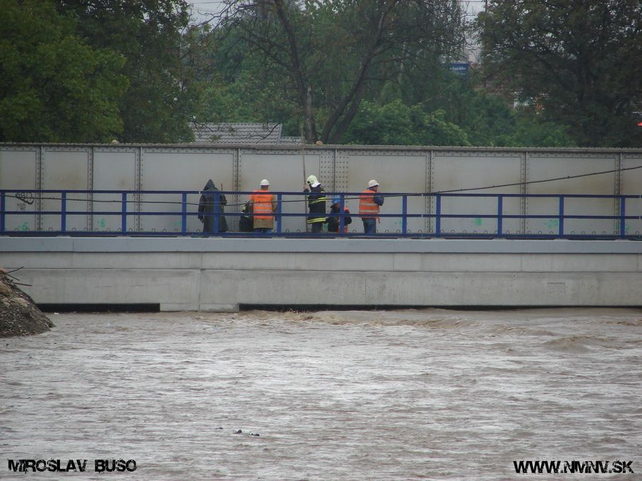 novy most cez klanecnicu